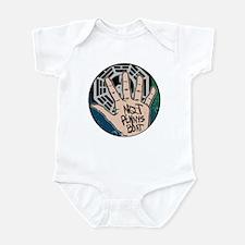 Not Pennys Boat LOST Infant Bodysuit