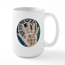 Not Pennys Boat LOST Ceramic Mugs