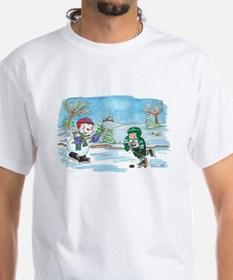 Hockey Holidays! Shirt