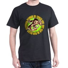 MYSTERY MONKEY OF TAMPA BAY T-Shirt