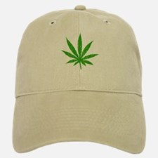 Marijuana Leaf Baseball Baseball Cap