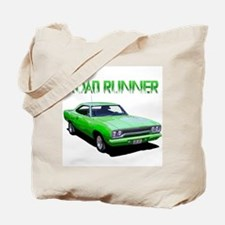 Cute Plymouth road runner Tote Bag