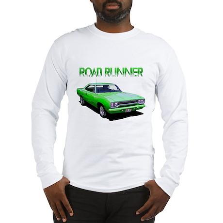 GreenRunner-10 Long Sleeve T-Shirt