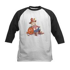 scarecrow and pumpkin Tee