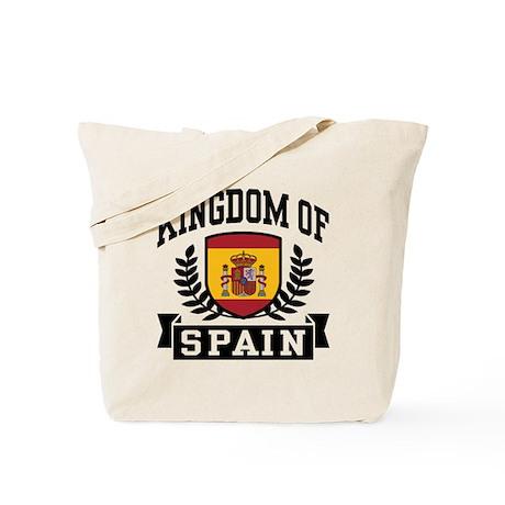 Kingdom of Spain Tote Bag
