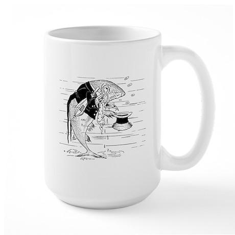 Crying Codfish Large Mug