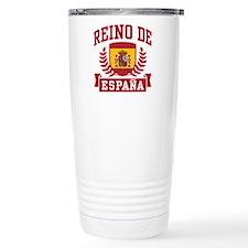 Reino De Espana Travel Mug