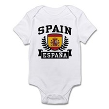 Spain Espana Infant Bodysuit