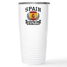 Spain Espana Thermos Mug
