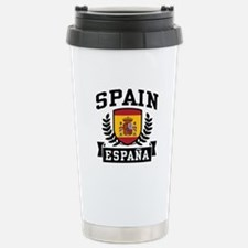 Spain Espana Thermos Mug