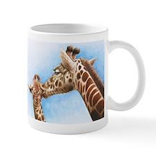 Giraffe and Calf Mug