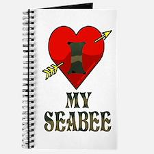 I LOVE MY SEABEE Journal