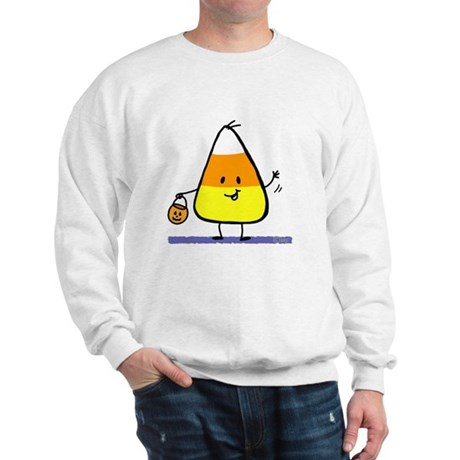 Little Candy Corn Sweatshirt