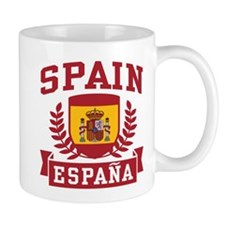 Spain Espana Small Mug