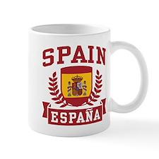 Spain Espana Small Small Mug
