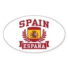 Spain Espana Decal