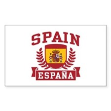 Spain Espana Decal