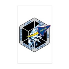 STS 130 Decal