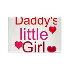 Cute Daddy Rectangle Magnet (10 pack)