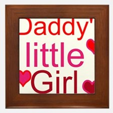 Unique Daddy Framed Tile