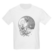 Moth with candle T-Shirt
