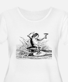 Drinking Frog T-Shirt