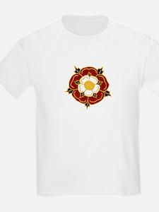Tudor Rose Kids T-Shirt