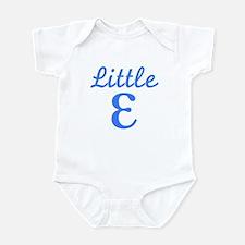Funny Epsilon math Infant Bodysuit