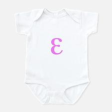 Cool Epsilon math Infant Bodysuit