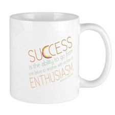 Success Inspiration Quote Mug