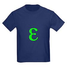 Cute Epsilon math T