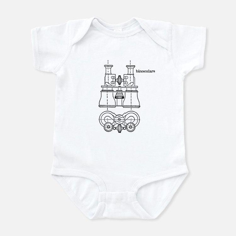 Binoculars Infant Bodysuit