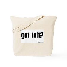 Unique Tolt Tote Bag
