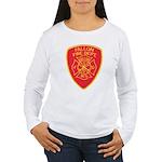 Fallon Fire Department Women's Long Sleeve T-Shirt