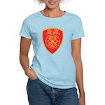 Fallon Fire Department Women's Light T-Shirt