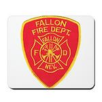 Fallon Fire Department Mousepad