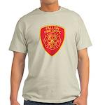 Fallon Fire Department Light T-Shirt