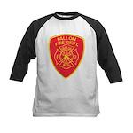 Fallon Fire Department Kids Baseball Jersey