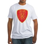 Fallon Fire Department Fitted T-Shirt
