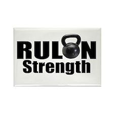 Rulon Strength Rectangle Magnet