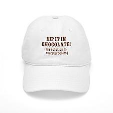Dip It In Chocolate Baseball Cap