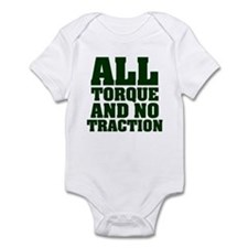 The All Action Infant Bodysuit
