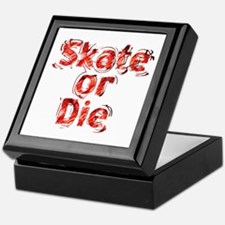 Skate or Die Keepsake Box