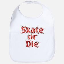 Skate or Die Bib