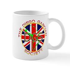 DGS Flat Flag Mug