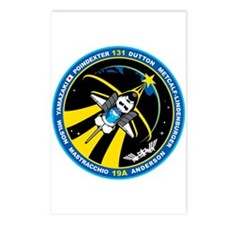 STS 131 Postcards (Package of 8)