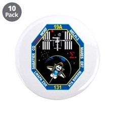 """131 Payload Team 3.5"""" Button (10 pack)"""