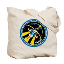 STS 131 Tote Bag