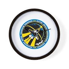 STS 131 Wall Clock