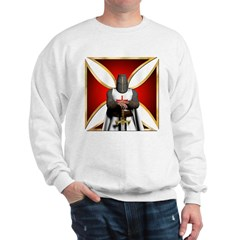 Templar and Cross Sweatshirt